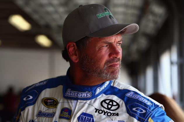 Is There a Silver Lining in Michael Waltrip Racing Scaling Back for 2014?