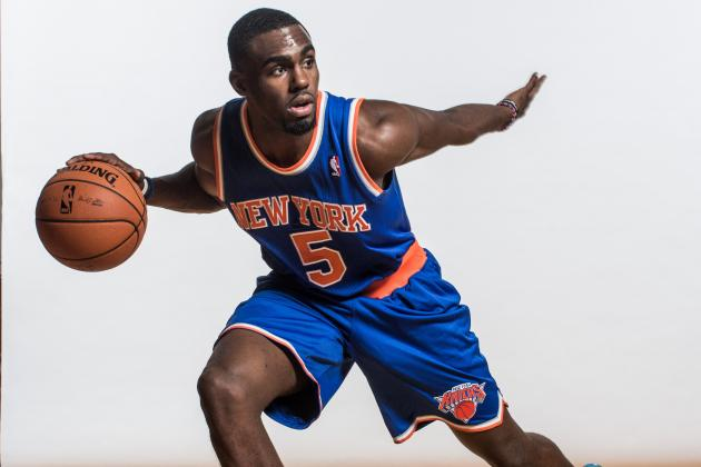 Most Intriguing NY Knicks Preseason Game Stat Lines so Far