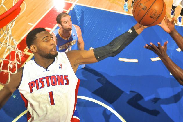 Anthony Davis vs. Andre Drummond: Who's Poised for Bigger Sophomore Year?