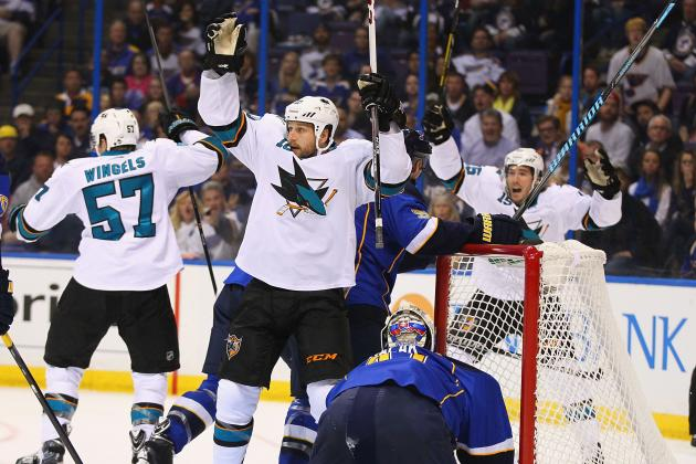 Breaking Down the San Jose Sharks' Unstoppable Offense