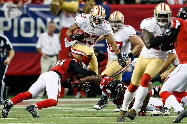 Breaking Down What the 49ers Are Leaving on the Bench with LaMichael James