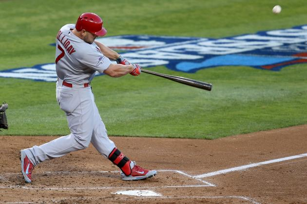 St. Louis Cardinals vs. L.A. Dodgers Game 4: Live Score and NLCS Highlights