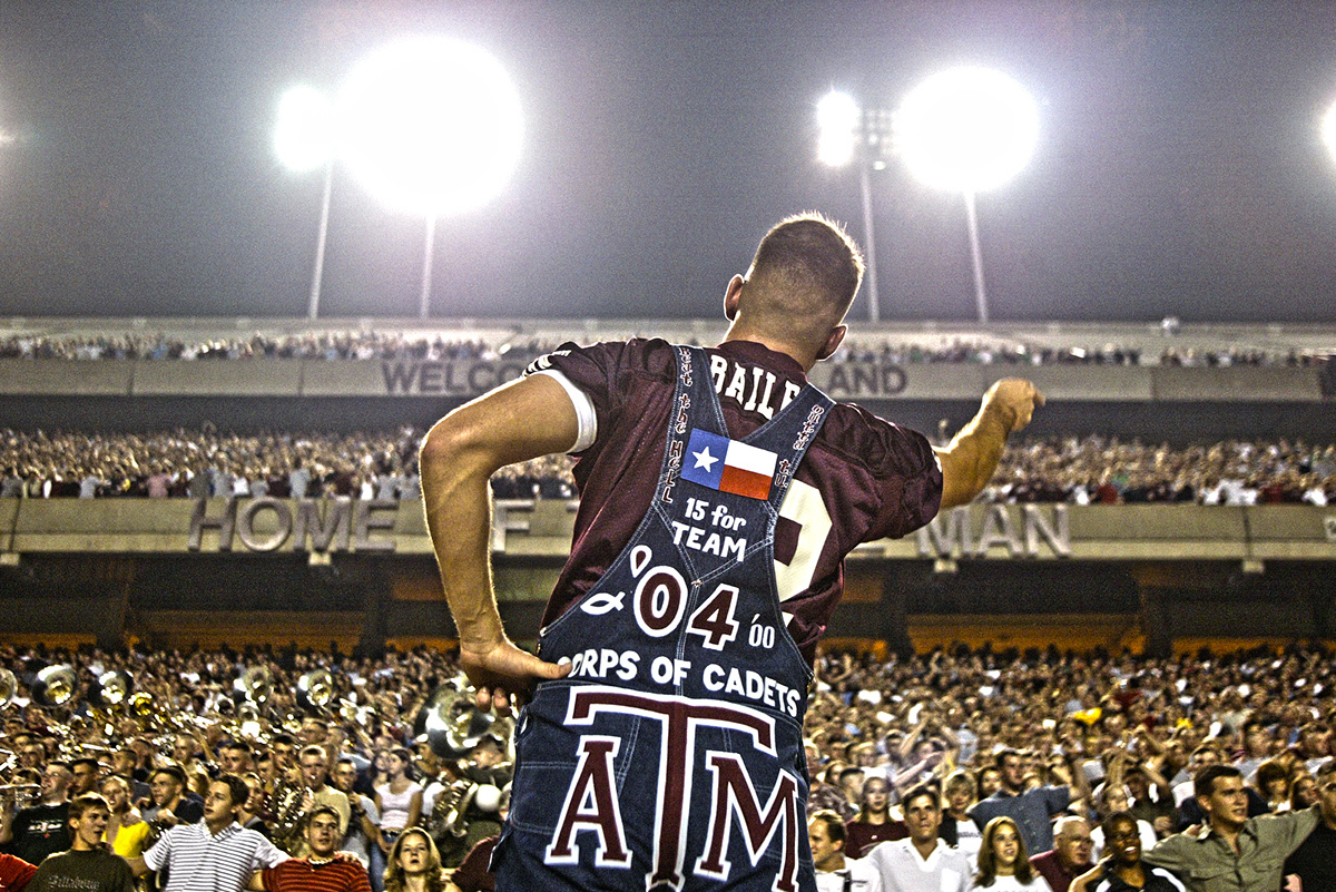 College Football's Most Epic Tradition: Texas A&M's ...