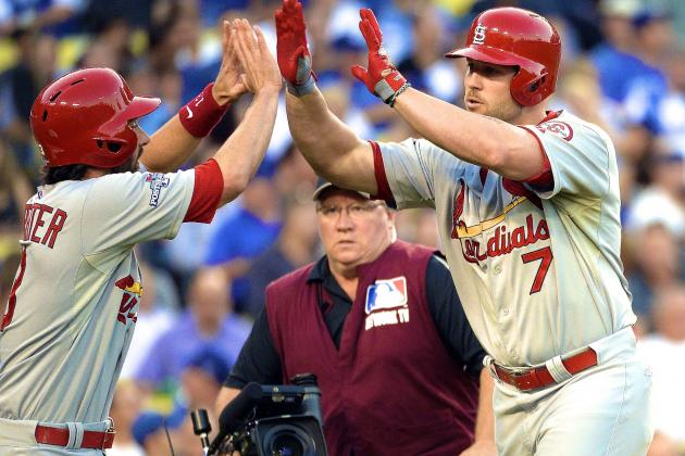 Cardinals vs. Dodgers: Score, Grades and Analysis for NLCS Game 4
