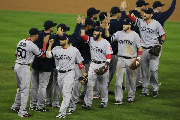 Cardinals-Red Sox World Series Would Match 2 Struggling Offenses