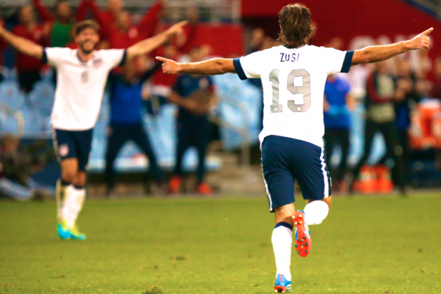USMNT Keeps Mexico's 2014 World Cup Hopes Alive with 2 Stoppage-Time Goals