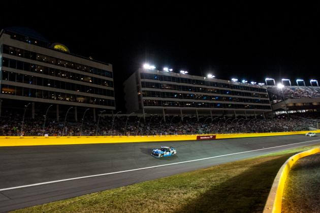 NASCAR Releases Schedule for 2014 Sprint Cup Series