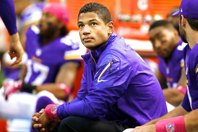 Josh Freeman Reportedly Might Start for Vikings in Week 7