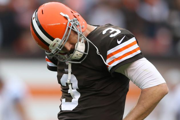 Why Brandon Weeden's Struggles Will Result in More Cleveland Browns Losses