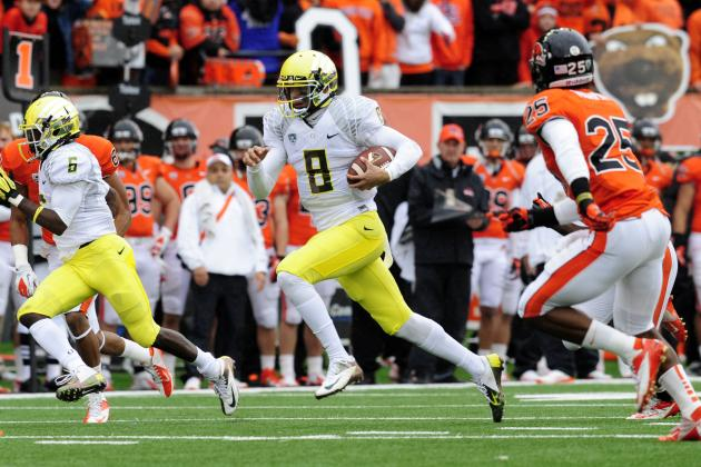 Oregon Ducks Flying in Rarefied Air with Unprecedented Road Success