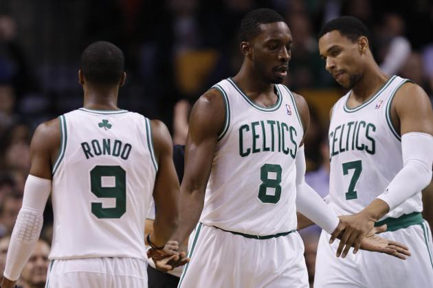 Boston Celtics Can Believe in Rajon Rondo, Jeff Green, Jared Sullinger Trio