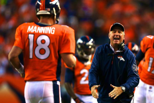 John Fox Defends Peyton Manning Following Colts Owner Jim Irsay's Comments