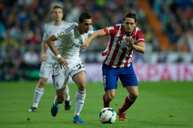 Koke Reportedly Lined Up for January Transfer Bid by Manchester United