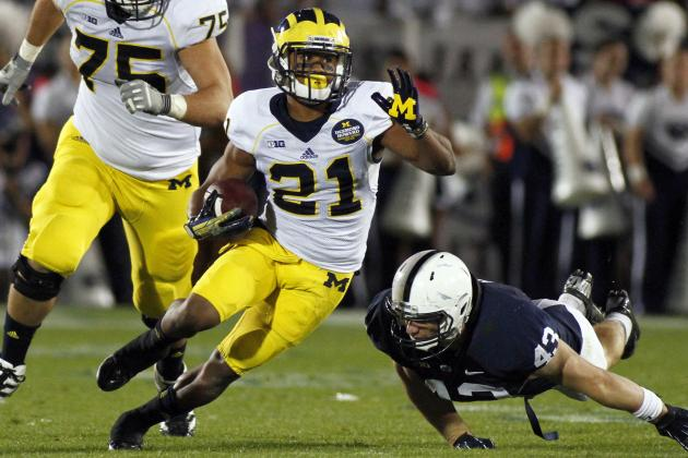 Michigan Football: Breaking Down How the Wolverines Can Reach a BCS Bowl Game