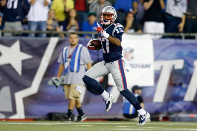 What to Expect from Aaron Dobson, New England Patriots Offense in Week 7 at Jets