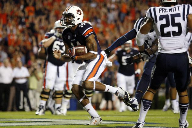 Auburn vs. Texas A&M: Does Nick Marshall Give Tigers Shot at Upset?