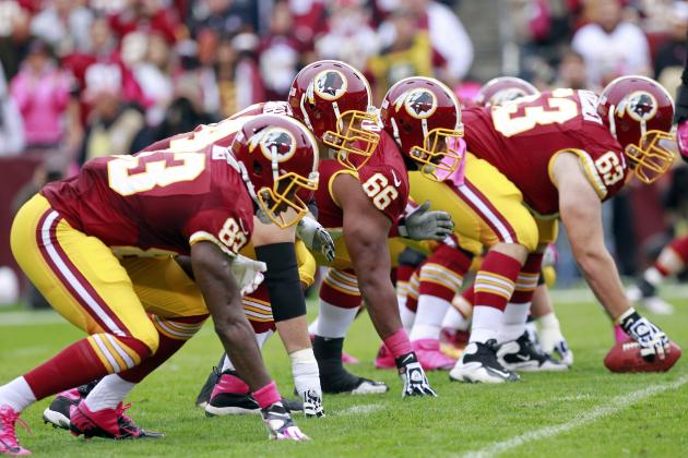 Breaking Down the Washington Redskins Offensive Line Woes