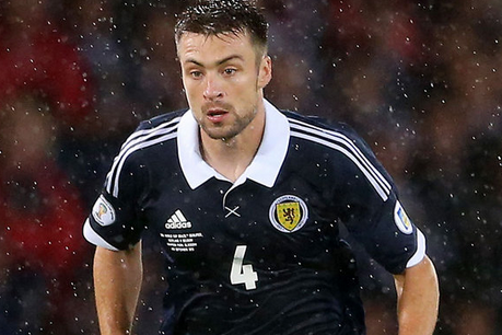 Russell Martin and Steven Naismith Upbeat About Scotland