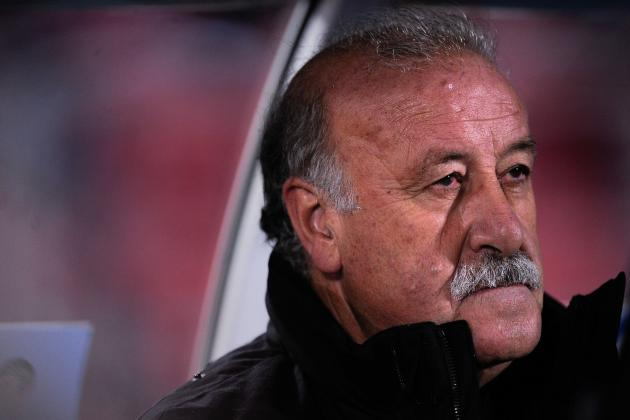 Vicente Del Bosque Will Sign New Spain Contract Before World Cup