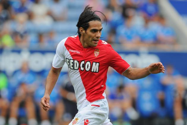 Radamel Falcao Not Expected to Complete Real Madrid Transfer by Monaco