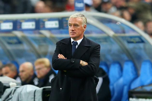 World Cup: Frances Didier Deschamps and Hugo Lloris Wary of Play-off Draw