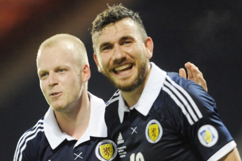 Gordon Strachan Hails His Dynamic Duo
