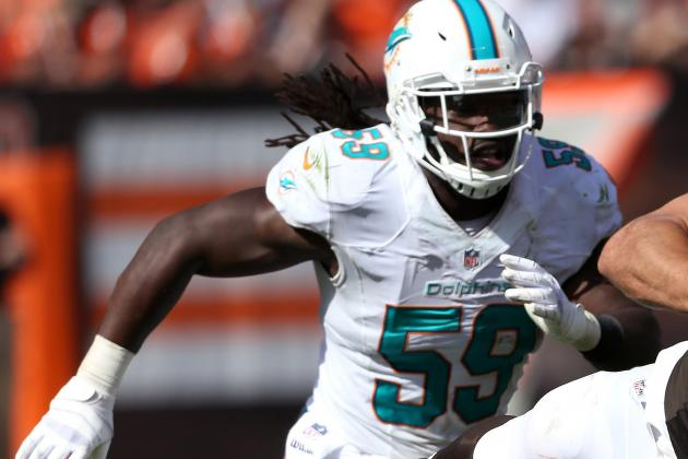 Dolphins Preparing to Play Without Ellerbe