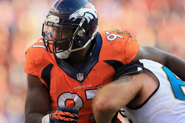 Broncos Defensive End Malik Jackson Steps Up to Impress Teammates