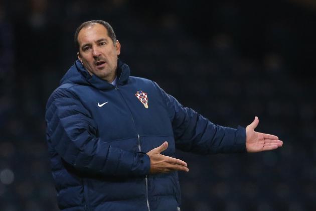 Twitter / BBCSport: Croatia sack coach Igor Stimac ...