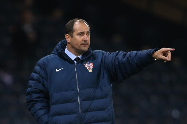 World Cup: Igor Stimac Sacked as Croatia Boss Following Scotland Defeat