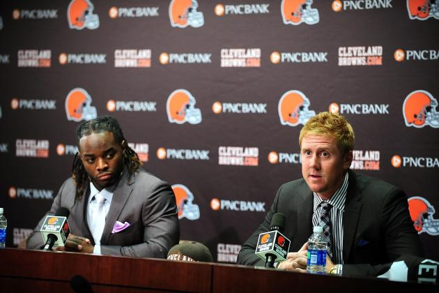 A Painful Look Back at the Cleveland Browns' 2012 Draft First Round