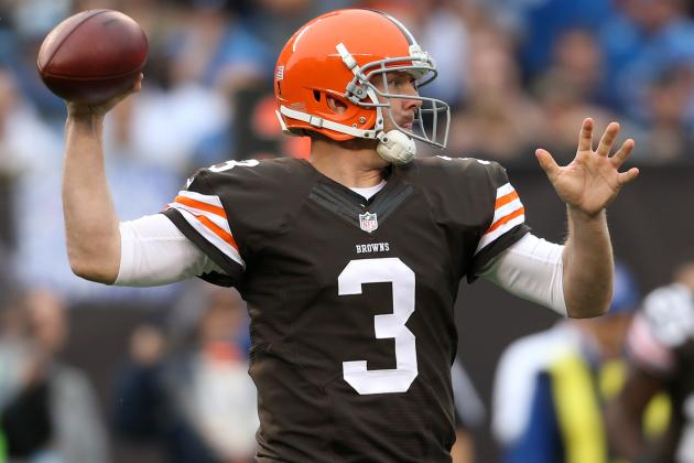 Chudzinski: Weeden Must Eliminate 'Critical Mistakes'
