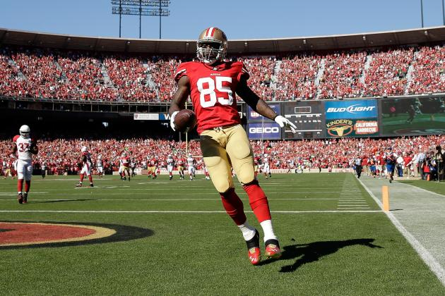 Where Would 49ers Be Without Vernon Davis?