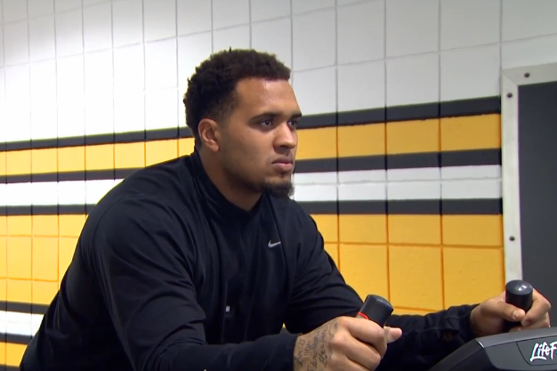 Update: Maurkice Pouncey's Road to Recovery