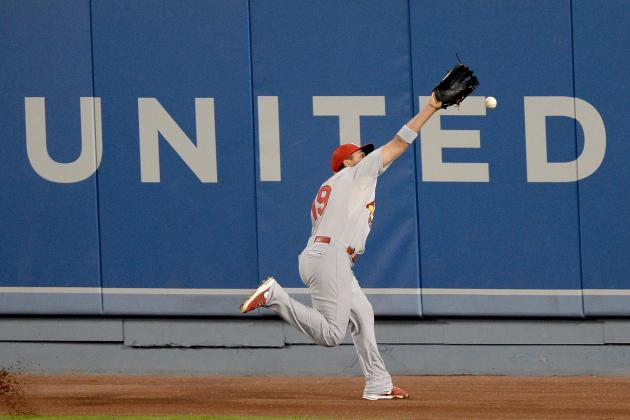 The Horrible Outfield Defense of the St. Louis Cardinals