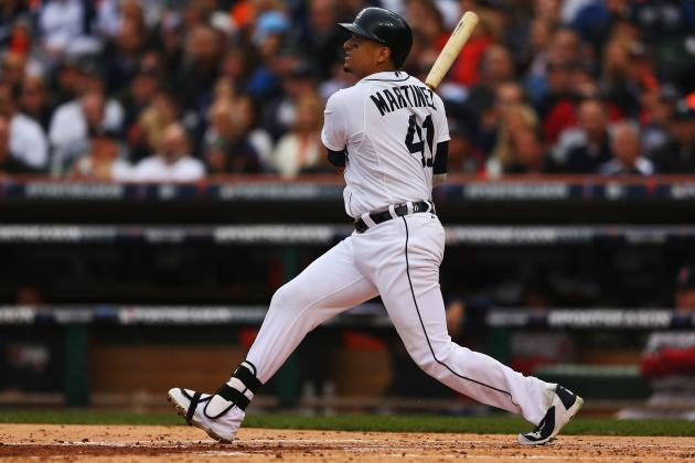 Victor Martinez Says Quadriceps Injury Is No Big Deal