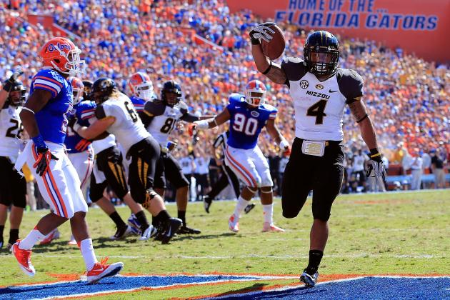 Florida vs. Missouri Football: Spread Analysis and Pick Prediction