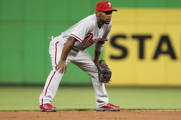 Rollins Hopes to Power Phils Back to Winning Ways