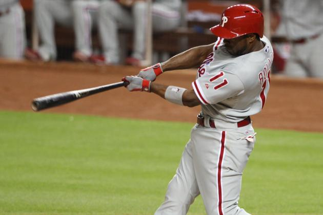 Should Phillies Keep Rollins?