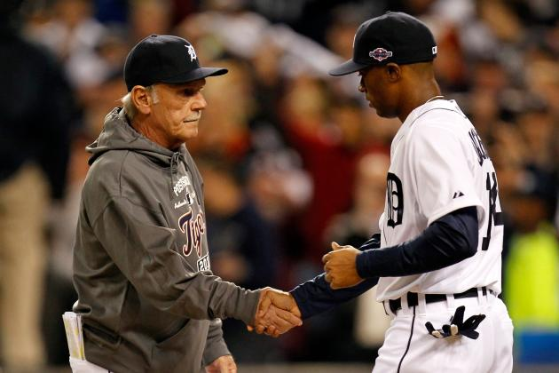 Will Tigers Bench Jackson in ALCS? Jim Leyland Has Considered It