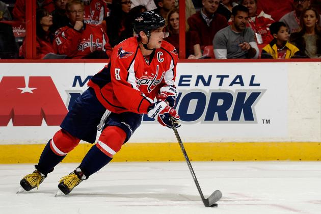 Projecting Alex Ovechkin's Stats for 2013-14 Season