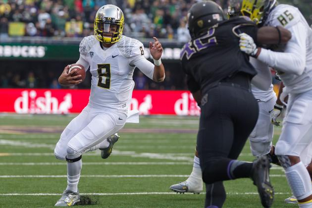 Pac-12 Football Ratings: Oregon, Oregon State Atop the Conference