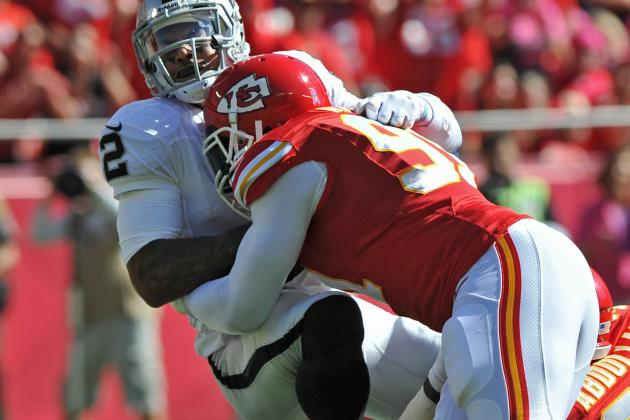 Chiefs Have Another Defensive Player of the Week