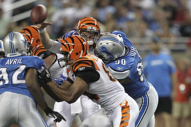Detroit Lions vs. Cincinnati Bengals: Breaking Down the Lions' Game Plan