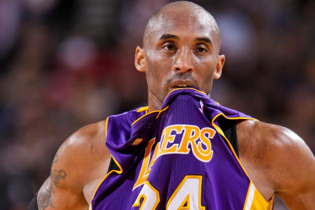 5-on-5: Was #NBArank Fair to Kobe Bryant?