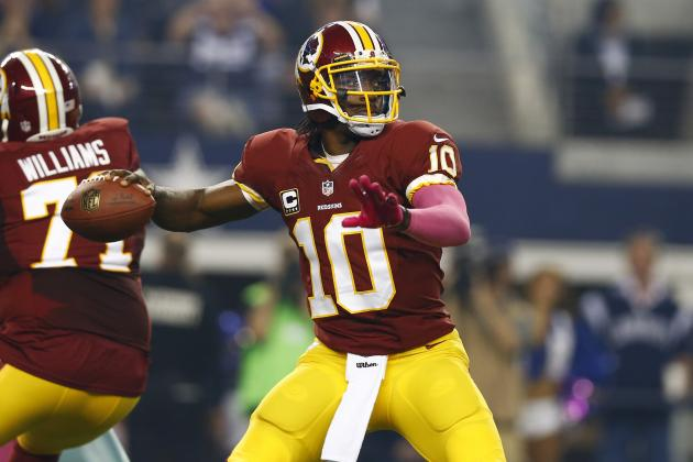 Chicago Bears vs. Washington Redskins: Spread Analysis and Pick Prediction