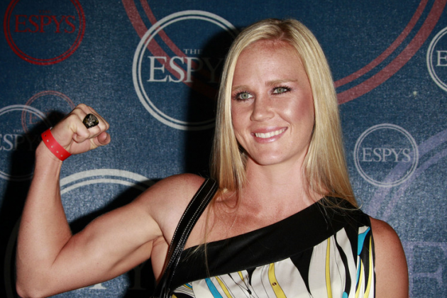 Undefeated Holly Holm Returns Dec. 6, Opponent Booked