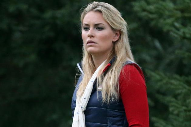 Vonn's Prep for Return Continues in Europe