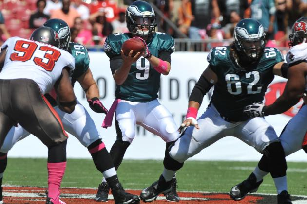 Nick Foles as the Starting Quarterback Could Harm Chip Kelly's Credibility