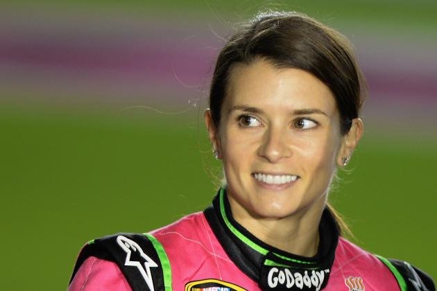 Danica Patrick Believes She Has Chance to Win at Talladega